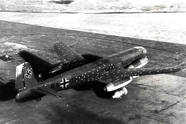 Le Ju-287 V1