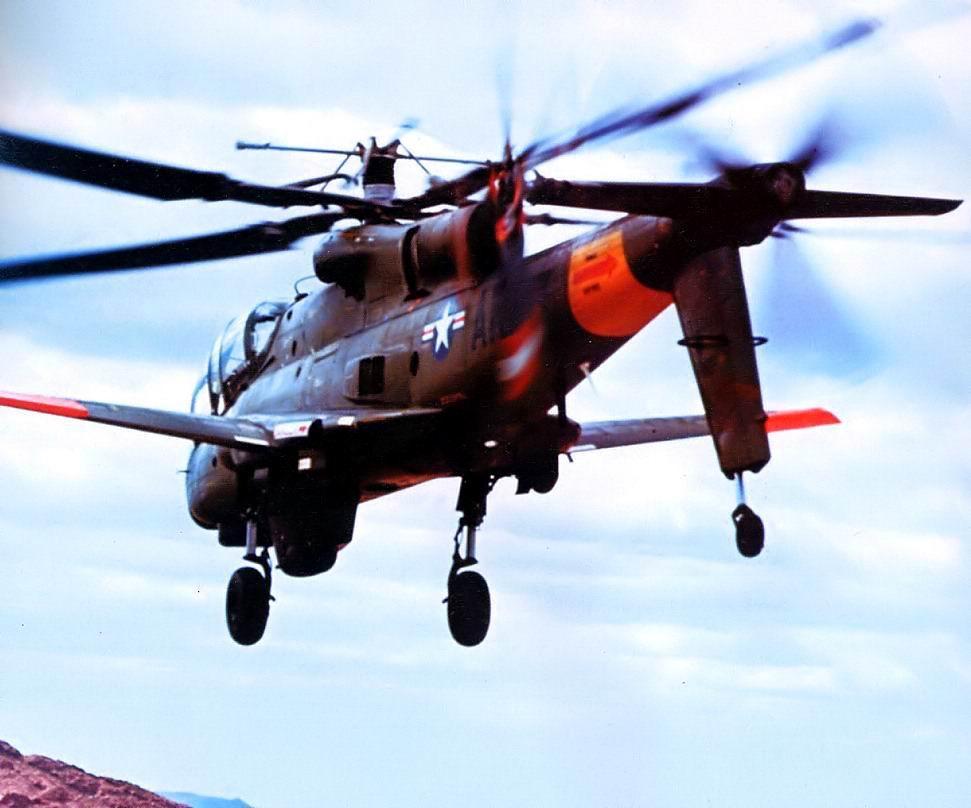 空军世界 :: AH-56 夏延 先进武装旋翼机
